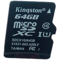 Karta pamięci Kingston  SDXC 64 GB